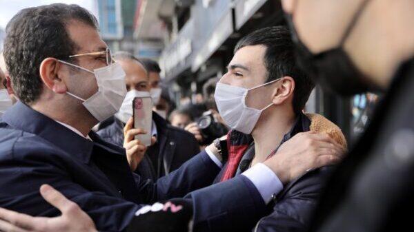 """İmamoğlu: """"Kanal İstanbul'u konuşmak ihanet"""""""