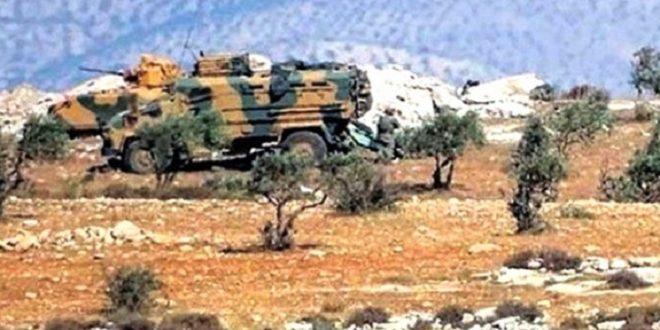 Bereket Dağı'ndan Afrin'e