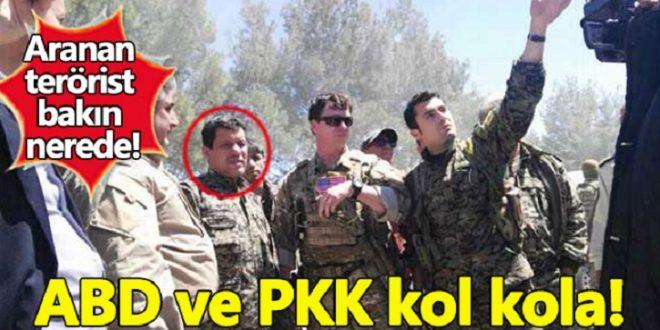 Suriye'de ABD-PKK Planı