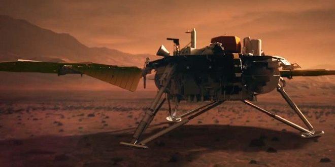 NASA'nın uzay aracı Insight