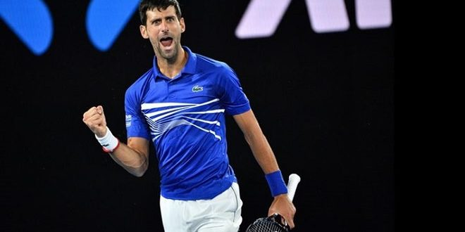Djokovic Avustralya Açık Tenis turnuvasında Şampiyon oldu