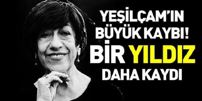 Domates Güzelimiz Duayen sanatçı Ayşen Gruda'yı kaybettik