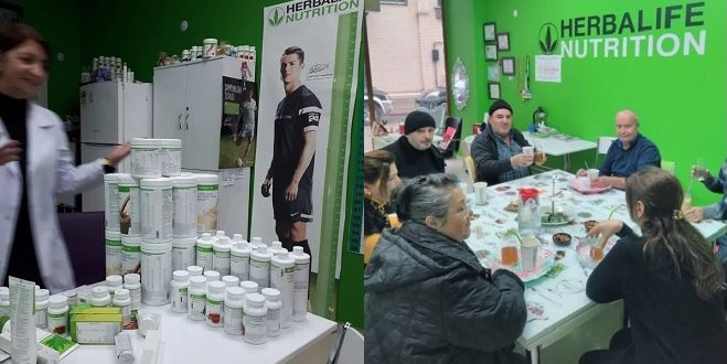 Huzur Aktif Beslenme Yaşam Kulübü