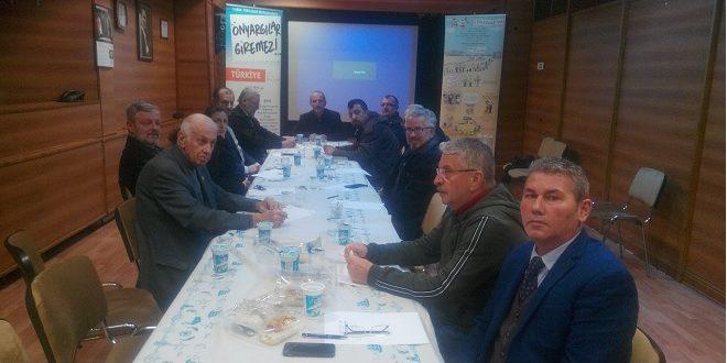 Kocaeli küçük Millet Meclisi Ocak ayı toplantısını yaptı