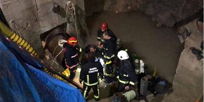 Temiz su için Sondaj yapan işçiler hayatlarını kaybetti