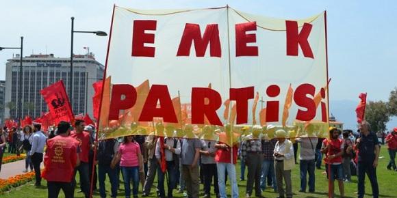 YSK Emek Partisinin seçime katılma talebini reddetti