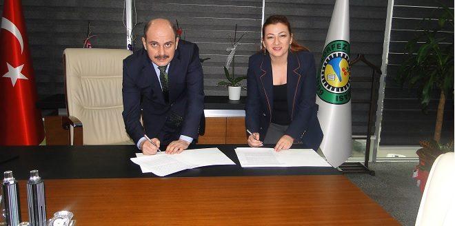 KTO ve TEB Körfez şubesi arasında protokol