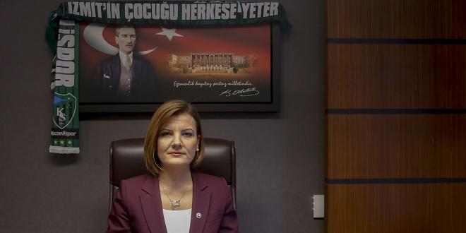 Leyla Atakan CHP'nin belediyecilik anlayışının örneğidir