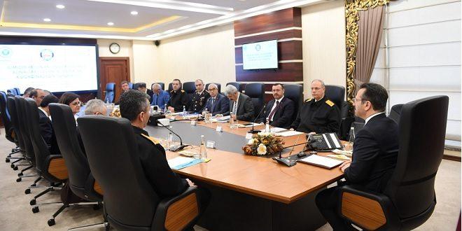 Vali Aksoy başkanlığında Üniversite güvenlik toplantısı yapıldı