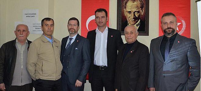 Vatan Partisi Kocaeli Büyükşehir ve ilçe adaylarını tanıttı