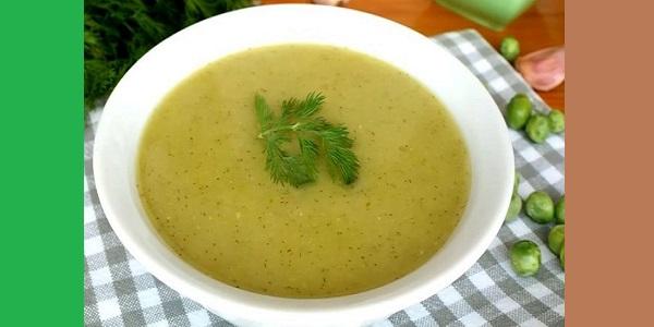 Bezelye Çorbası evde kolayca nasıl yapılır tarifi