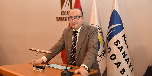 KSO Başkanı Zeytinoğlu bütçe rakamlarını değerlendirdi