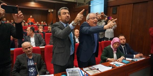 Photo of Saray talimatlı Cumhur İttifakı İzmit Meclisini çalıştırmadı