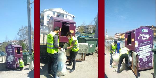 Photo of İzmit Belediyesi Atık kumbarası sayısını 250'ye çıkardı