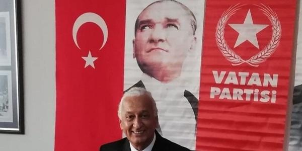 Arslan 'Türkiye bu dar boğazdan AK Parti Hükümetiyle çıkamaz'
