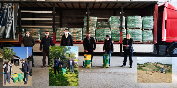 Photo of Büyükşehir'den çiftçilere yüzde 50 hibeli tohum desteği