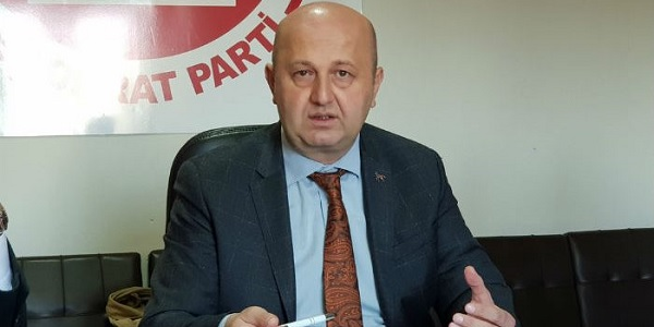 """Photo of Nazlıgül: """"Ses Kocaeli Gazetesi'ne yapılan silahlı saldırı affedilemez"""""""