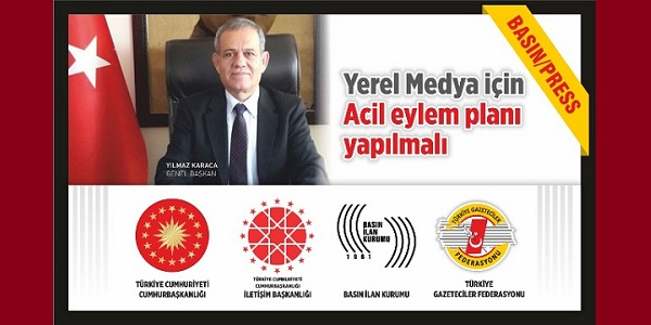 Photo of Yerel Medya için TGF İletişim Başkanlığına çağrı yaptı