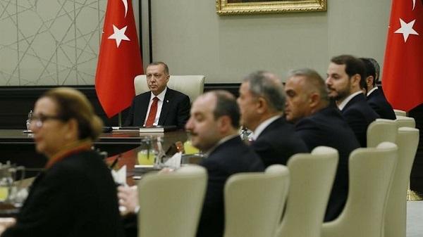 Cumhurbaşkanı Erdoğan kabine revizyonu yapacak