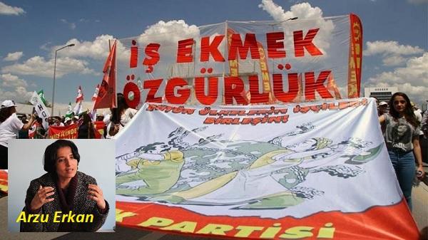 EMEP 'Dün Soma'da bugün salgında işçiler ölüme itiliyor'