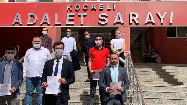Photo of Ölüm tehditleri yağdıran Noyan hakkında CHP'li gençlerden suç duyurusu
