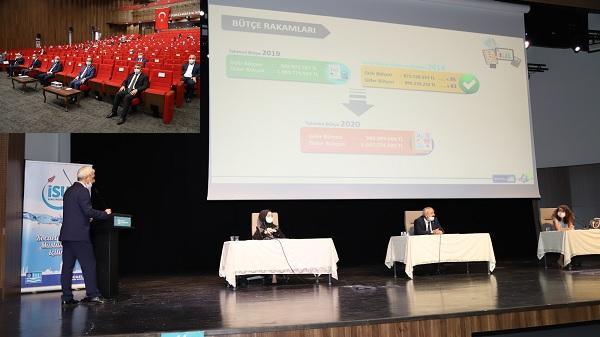 Photo of İSU 2020 Yılı Olağan Genel Kurulu yapıldı