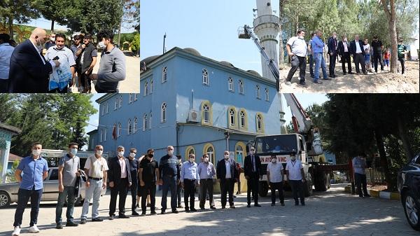 Photo of İzmit Belediyesi Süleymaniye Paşa Camiinin çevre düzenlemesini yapacak