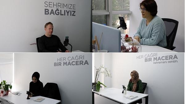 Photo of Büyükşehir'den salgın sürecinde vatandaşlara psikolojik destek