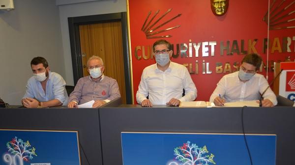 Photo of CHP Kocaeli her ilçede koronavirüs yaralarını saracak