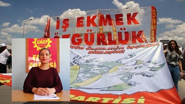 EMEP 'Sınavsız Yarışsız demokratik eğitim için mücadele edelim'