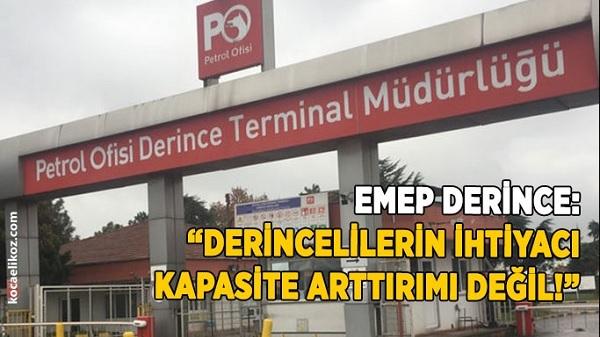 Photo of EMEP: 'halk sağlığını hiçe sayan bu proje derhal iptal edilmelidir'