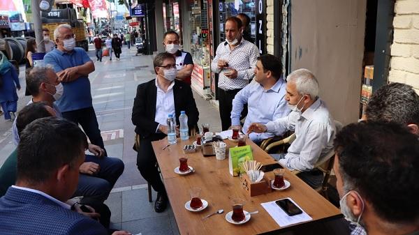 Photo of CHP Kocaeli Alemdar esnafı için İSU'dan 1 ay süre istedi