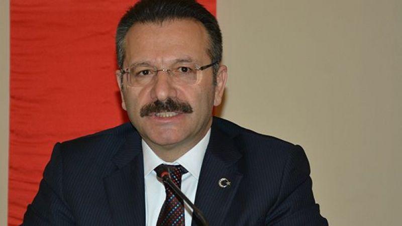 """Aksoy: """"Kadirşinas Kocaelili hemşehrilerimin desteklerini gördüm"""""""