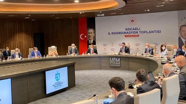 Photo of İl Koordinasyon Toplantısı Çevre Bakanı Başkanlığında yapıldı