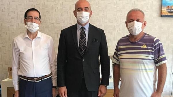 Photo of İzmit Kent Konseyinden Kocaeli Kent Konseyine ziyaret