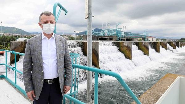 Photo of Büyükakın: 'Elektrik üretip yılda 53.5 Milyon TL gelir elde ediyoruz'