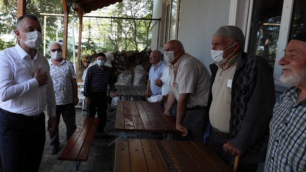 """Photo of Büyükakın; """"köylerin yeni ihtiyaçlarına dönük adımlar atacağız"""""""
