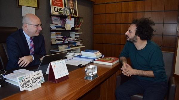 Photo of Cihaner: 'iktidarın çıkardığı yaygaraya teslim olarak siyaset yapıyoruz'