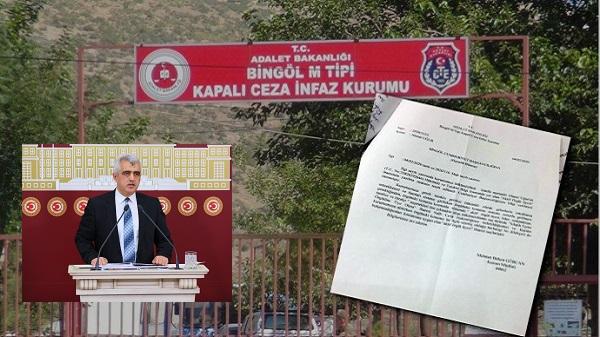 """Photo of Gergerlioğlu: """"Tutuklu dilekçe yazmayınca 'aktif örgüt üyesi' sayıldı"""""""