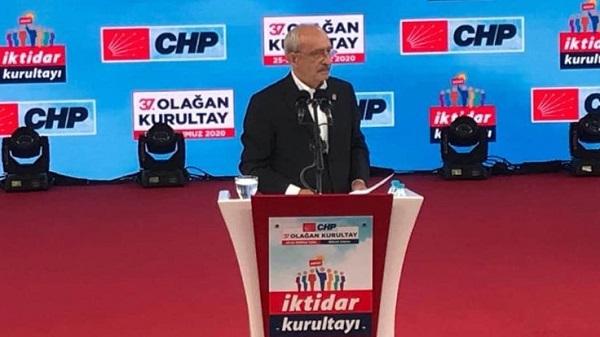 'Hedef İktidar' kurultayında Kılıçdaroğlu tek aday