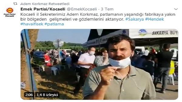 Photo of EMEP Kocaeli İl Sekreteri Hendek paylaşımları sebebiyle ifadeye çağrıldı