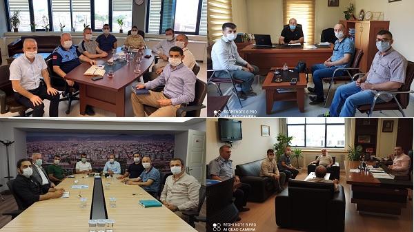 Photo of Kurban Bayramı öncesi Büyükşehir'de koordinasyon toplantısı