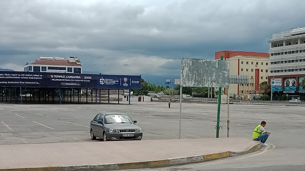 Photo of Milli İrade Meydanı Otoparkı hizmete başladı