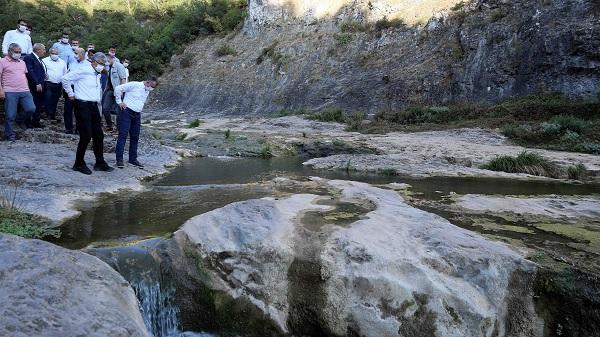 Photo of Büyükakın: 'Ballıkayalar Tabiat Parkı cazibe merkezi olacak'