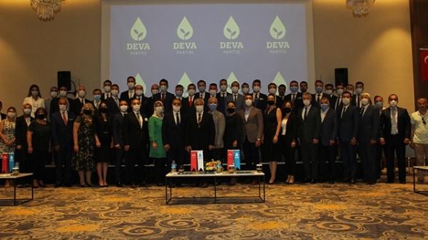 Demokrasi ve Atılım Partisi (DEVA) Kocaeli Teşkilatı basınla tanıştı