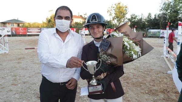 Gazi Mustafa Kemal Kupası Binicilik yarışları