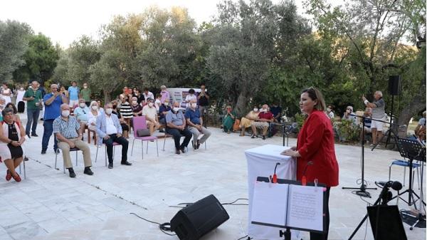 Photo of Sanata ve kadın haklarına Datça'da anlamlı destek