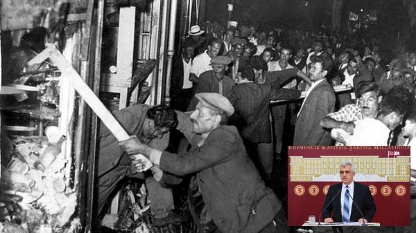 Photo of 1955'te yaşamını yitirenler için 'yas günü' ilanı yasa teklifi