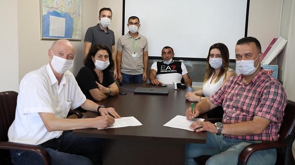 Photo of Atık Yağ toplanması İzmit'in sağlığı için önemli bir protokol
