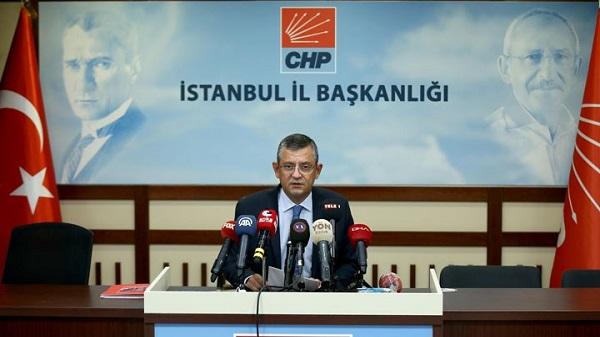 """Photo of Özel: """"Bahçeli'yi yalan makinesine bağlasak makine çatlamazsa namussuzum"""""""